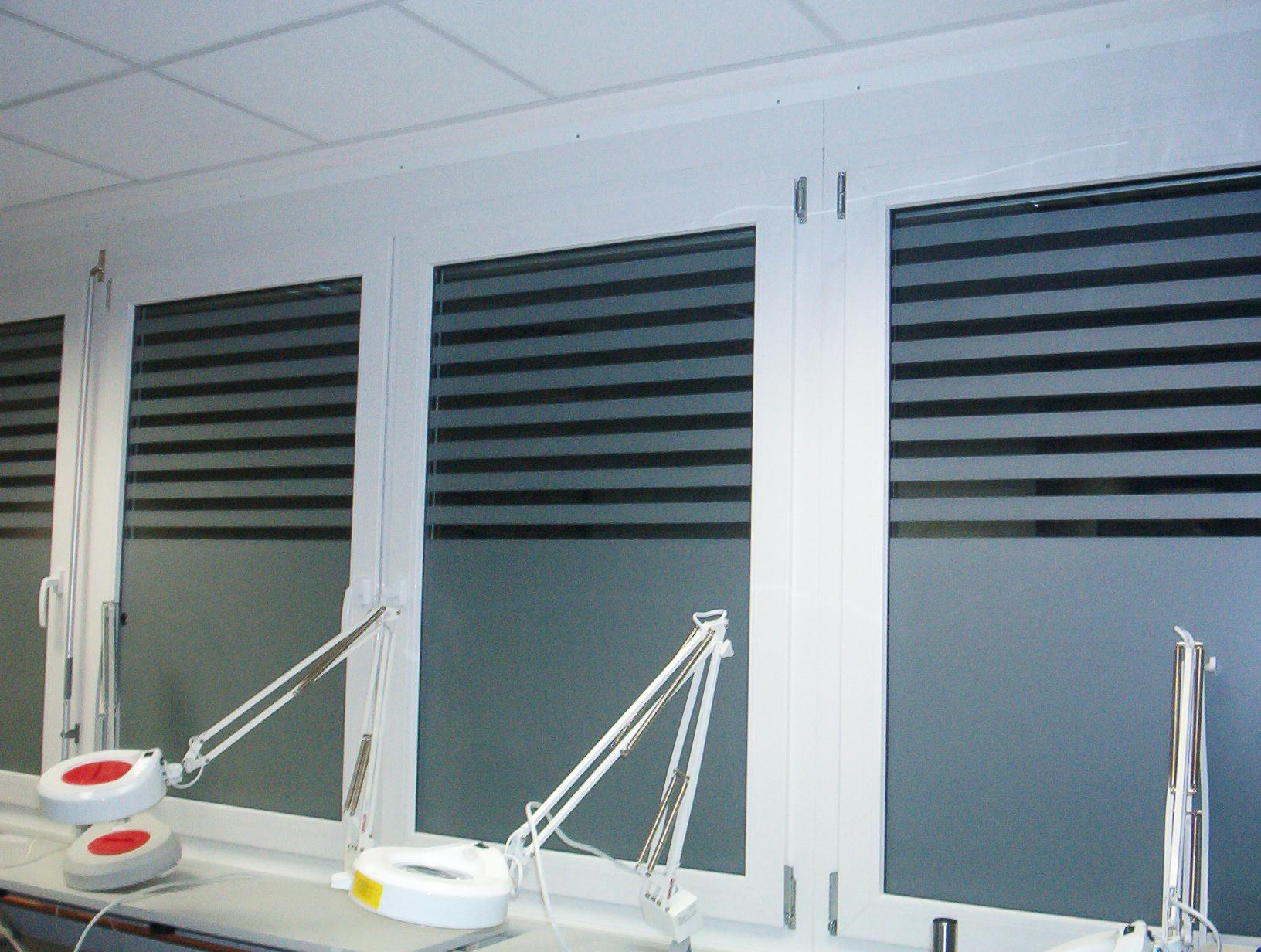 Sichtschutzfolien Glasfolien Prosafe